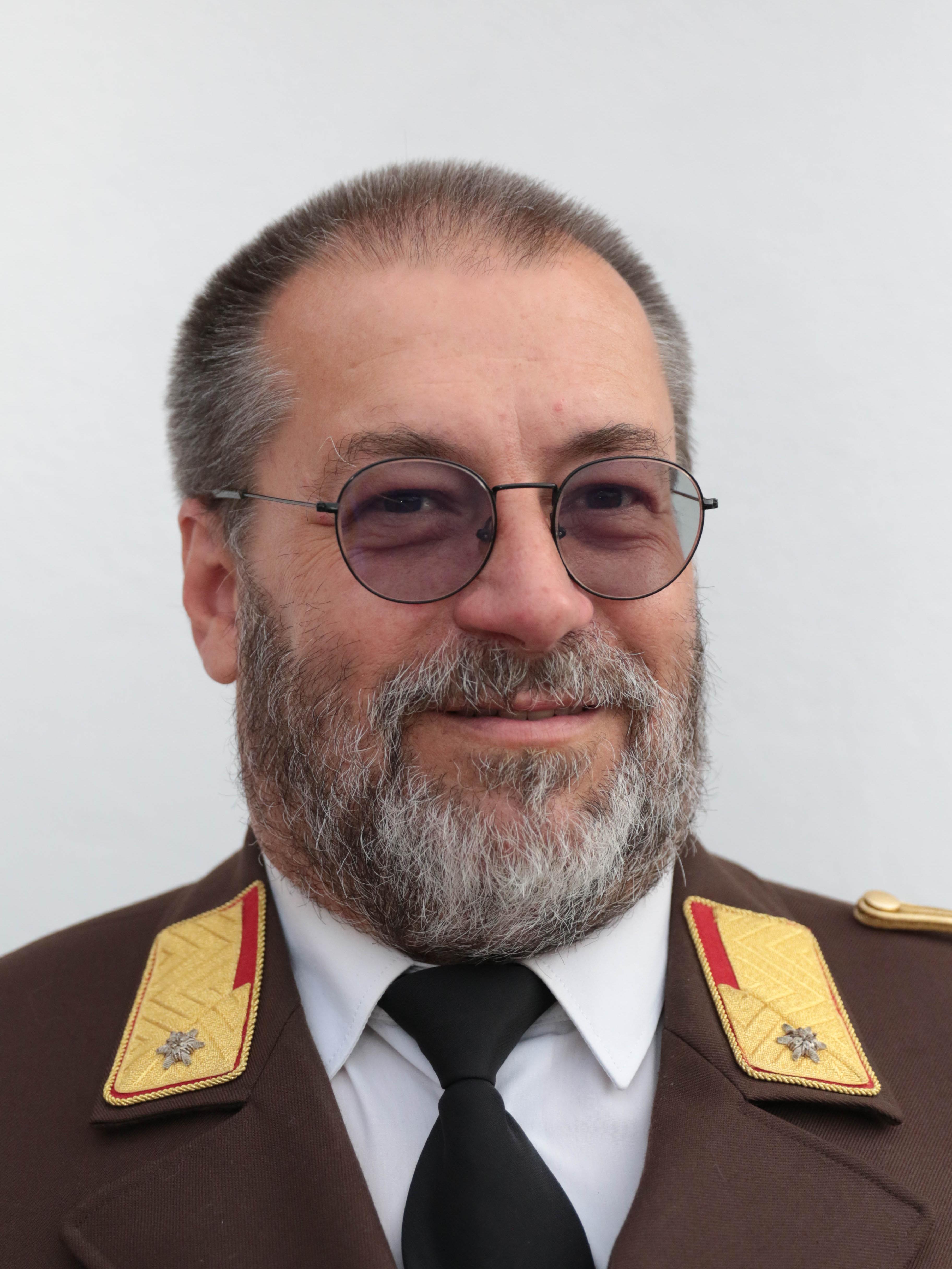 Foto vom Ortsfeuerwehrkommandant