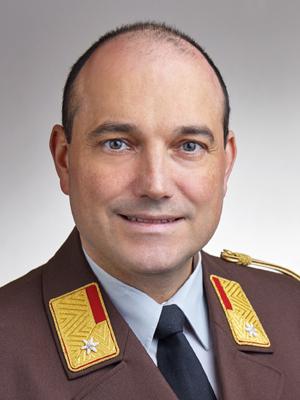 Foto vom Ortsfeuerwehrkommandantstellvertreter